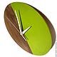 Часы для дома ручной работы. Часы настенные Форест. Часы ручной работы.. Ansem-store. Ярмарка Мастеров. Часы интерьерные