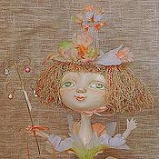 """Куклы и игрушки ручной работы. Ярмарка Мастеров - ручная работа Кукла """"Цветочная фея"""". Handmade."""