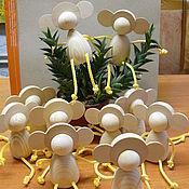 Куклы и игрушки ручной работы. Ярмарка Мастеров - ручная работа Банда бандерлогов. Handmade.