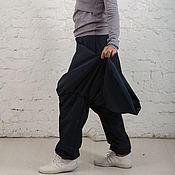 Юбки ручной работы. Ярмарка Мастеров - ручная работа Юбка - штаны зимняя. Handmade.