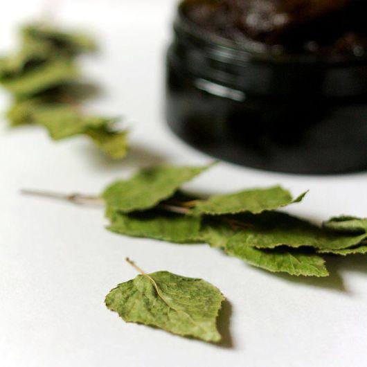Зеленое, травяное мыло для бани. Хорошая альтернатива привычному твердому мылу, если вы хотите разнообразия.