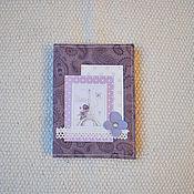 Канцелярские товары ручной работы. Ярмарка Мастеров - ручная работа Блокнот в мягкой обложке. Handmade.