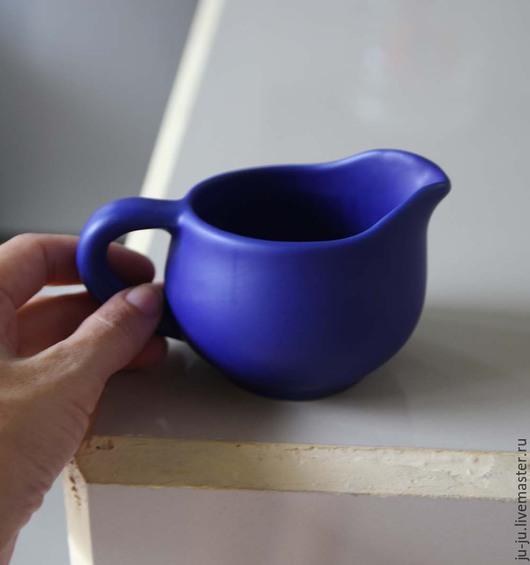Графины, кувшины ручной работы. Ярмарка Мастеров - ручная работа. Купить Кувшин-молочник - керамика ручной работы. Handmade. посуда
