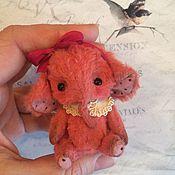 Куклы и игрушки ручной работы. Ярмарка Мастеров - ручная работа Капелька клубничного варенья. Handmade.