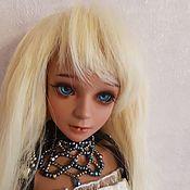 Шарнирная кукла ручной работы. Ярмарка Мастеров - ручная работа BJD 1/4 TATIANA. Handmade.