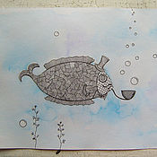 Картины и панно ручной работы. Ярмарка Мастеров - ручная работа интерьерные картинки. Handmade.
