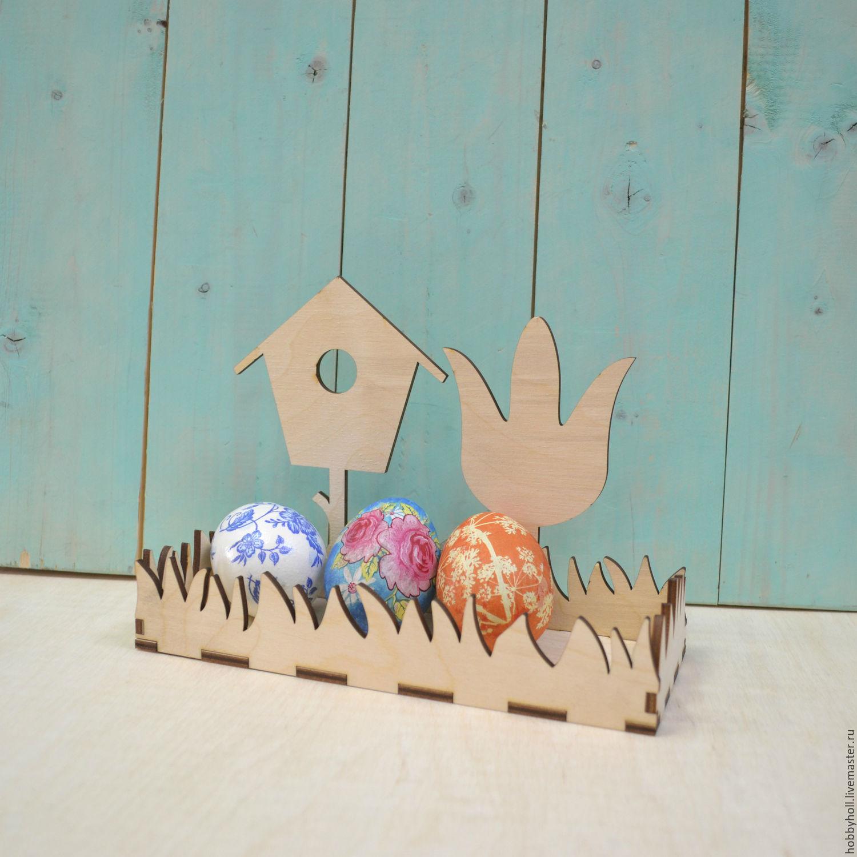 Подставка для яиц, Заготовки для декупажа и росписи, Пермь, Фото №1