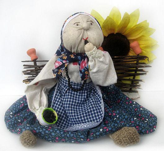 Человечки ручной работы. Ярмарка Мастеров - ручная работа. Купить В ожидании подружек. Handmade. Кукла