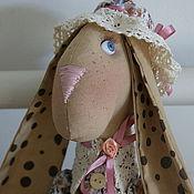 Куклы и игрушки ручной работы. Ярмарка Мастеров - ручная работа Крольчиха Августа. Handmade.