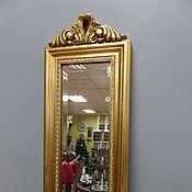 """Для дома и интерьера ручной работы. Ярмарка Мастеров - ручная работа Зеркало .Декор. """" Богатство"""". Handmade."""