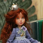 Лучший подарок – интерьерная кукла! Златка
