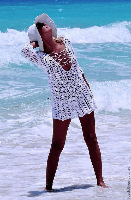 Пляжные платья и туники с доставкой
