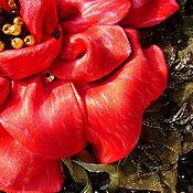 """Сумки и аксессуары ручной работы. Ярмарка Мастеров - ручная работа Клатч """"Роза"""". Handmade."""