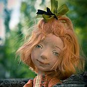 Куклы и игрушки ручной работы. Ярмарка Мастеров - ручная работа Апельсиновые дольки. Handmade.