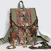 Текстильные рюкзаки женские школьные рюкзаки kawaii factory