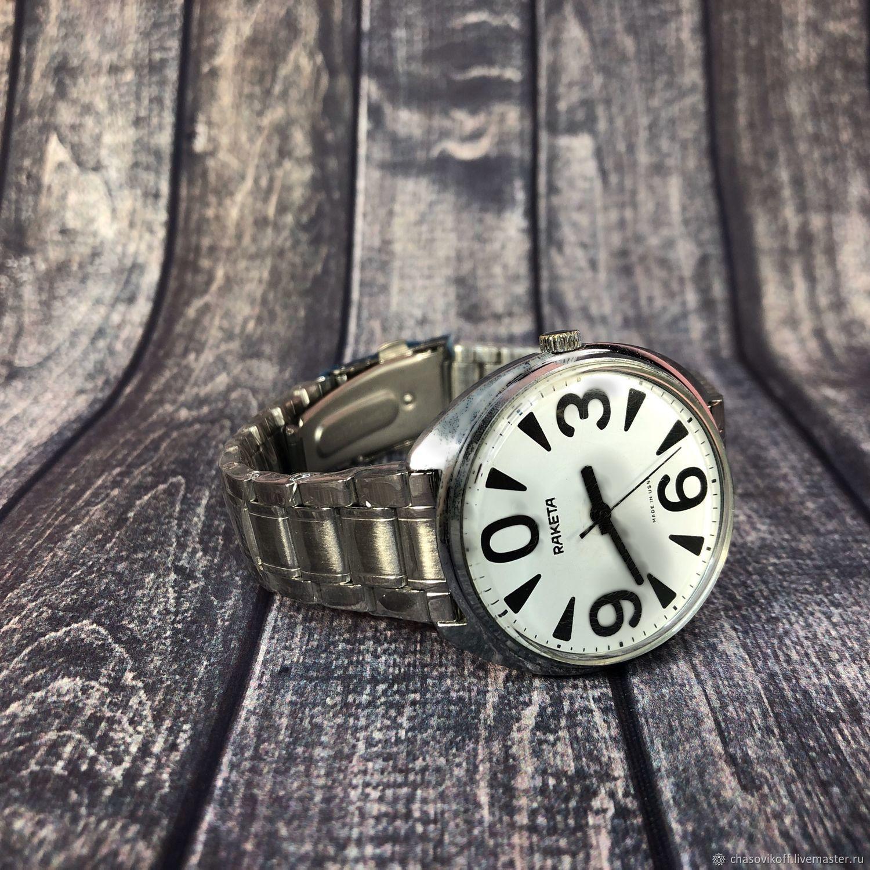 Часы ракета продам нормо мото стоимость часа