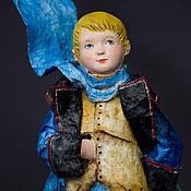 """Куклы и игрушки ручной работы. Ярмарка Мастеров - ручная работа Художественная кукла """"Совсем маленький принц"""". Handmade."""