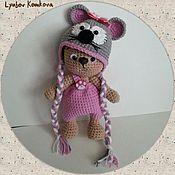 Куклы и игрушки ручной работы. Ярмарка Мастеров - ручная работа Мишка в костюме мышки. Handmade.