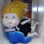 Куклы и игрушки ручной работы. Ярмарка Мастеров - ручная работа Кукла по мотивам Гапчинской.. Handmade.