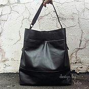 Сумки и аксессуары handmade. Livemaster - original item Women`s handbag genuine leather. Handmade.