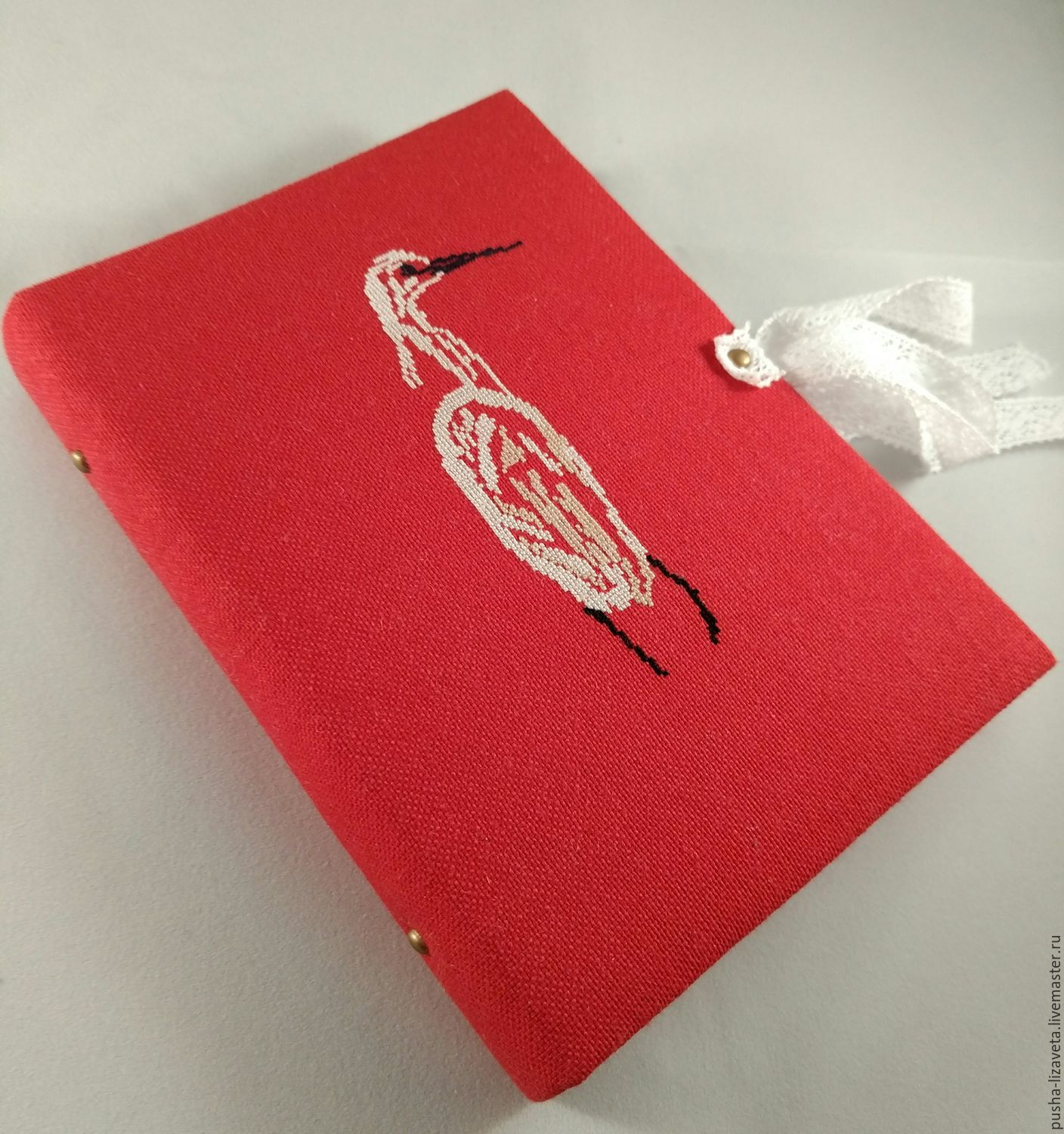 Notes 'a White Heron', Notebooks, Moscow,  Фото №1