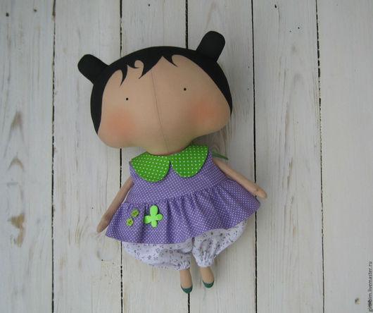 Куклы Тильды ручной работы. Ярмарка Мастеров - ручная работа. Купить Sweetheart Doll. Handmade. Васильковый, новая тильда