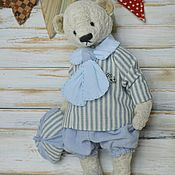 Куклы и игрушки handmade. Livemaster - original item Teddy Bear Kamus. Handmade.