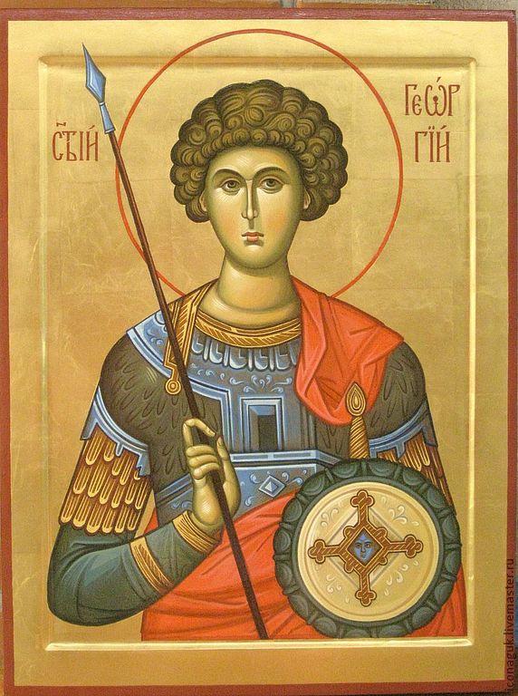 фото святой георгий ярославль