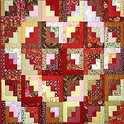 Для дома и интерьера handmade. Livemaster - original item Quilt