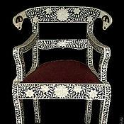 Дизайн и реклама ручной работы. Ярмарка Мастеров - ручная работа Ручная роспись мебели. Handmade.