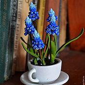 Цветы и флористика handmade. Livemaster - original item Interior composition