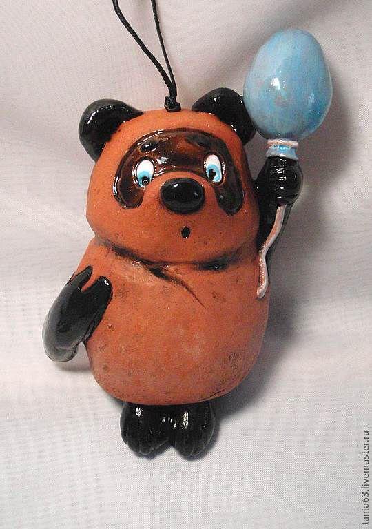 Bell 'Winnie The Pooh', Kolokolchiki, Shigony,  Фото №1