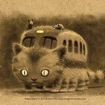 Теплые коты (Svetlana-Verina) - Ярмарка Мастеров - ручная работа, handmade