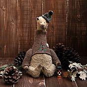Мишка тедди Медок Рождественская коллекция