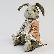 Куклы и игрушки ручной работы. Ярмарка Мастеров - ручная работа кролик Мартин. Handmade.
