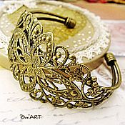 Материалы для творчества handmade. Livemaster - original item The basis for the bracelet Ref.OB13. Handmade.