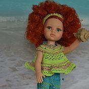 Куклы и игрушки handmade. Livemaster - original item Set of clothes for Paola Reina doll