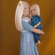 Куклы и игрушки ручной работы. Ярмарка Мастеров - ручная работа Мамина опора. Handmade.