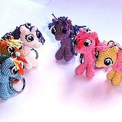 Куклы и игрушки ручной работы. Ярмарка Мастеров - ручная работа Моя Маленькая Пони (My Little Pony). Handmade.