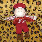 Мягкие игрушки ручной работы. Ярмарка Мастеров - ручная работа Клоун. Handmade.