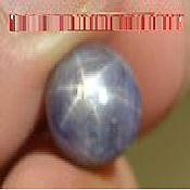 Материалы для творчества handmade. Livemaster - original item Purple star sapphire. Handmade.