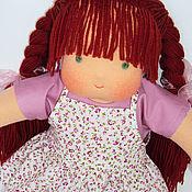 Куклы и игрушки ручной работы. Ярмарка Мастеров - ручная работа И снова Рыжик!. Handmade.