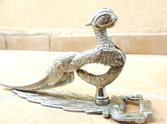 Wonderful bronze Nutcracker-Nutcracker, Vintage kitchen utensils, ,  Фото №1