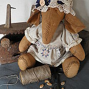 Куклы и игрушки ручной работы. Ярмарка Мастеров - ручная работа Модистка. Handmade.