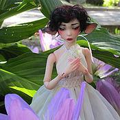 Куклы и игрушки ручной работы. Ярмарка Мастеров - ручная работа Шарнирная кукла Кохицуджи. Handmade.