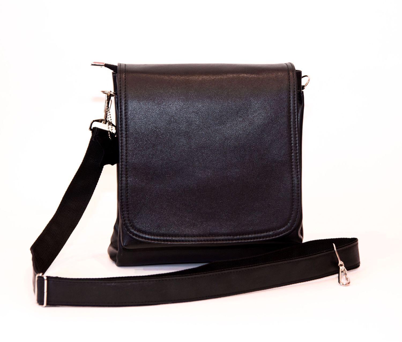 Мужские сумки планшеты из натуральной кожи