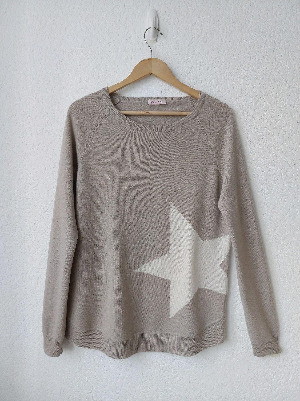Винтаж: Кашемир100%  FTC свитер пуловер, Одежда винтажная, Северодвинск,  Фото №1
