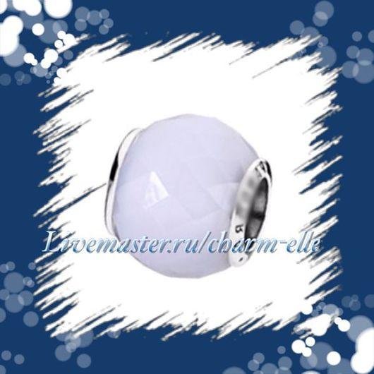 Для украшений ручной работы. Ярмарка Мастеров - ручная работа. Купить Подвеска-шарм из серебра 925 пробы. Handmade.