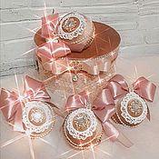 Для дома и интерьера handmade. Livemaster - original item Set of Christmas balls