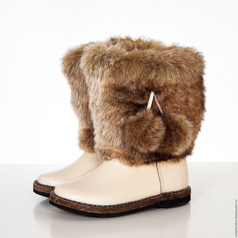 853c7407843b Евгений Симагин (зимняя · Обувь ручной работы. Заказать Унты женские (  войлочная подошва ) уж23.